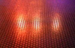 αφηρημένο ζωηρόχρωμο φως Στοκ φωτογραφίες με δικαίωμα ελεύθερης χρήσης