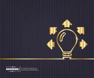 Αφηρημένο δημιουργικό διανυσματικό υπόβαθρο έννοιας Για τον Ιστό και τις κινητές εφαρμογές, σχέδιο προτύπων απεικόνισης, επιχείρη Στοκ φωτογραφίες με δικαίωμα ελεύθερης χρήσης