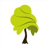 αφηρημένο θερινό δέντρο Στοκ φωτογραφίες με δικαίωμα ελεύθερης χρήσης