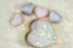 αφηρημένο διάνυσμα βαλεντίνων απεικόνισης s καρδιών ημέρας ανασκόπησης Στοκ Φωτογραφίες