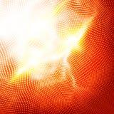 αφηρημένο διάνυσμα τεχνολογίας ανασκόπησης φουτουριστικό βαλμένο σε στρώσεις Στοκ φωτογραφία με δικαίωμα ελεύθερης χρήσης