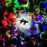 Αφηρημένο διάνυσμα υποβάθρου χρώματος Στοκ εικόνα με δικαίωμα ελεύθερης χρήσης