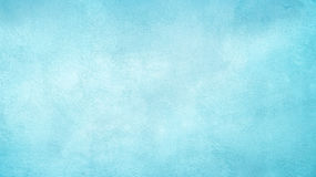 Αφηρημένο διακοσμητικό ανοικτό μπλε κυανό χρωματισμένο υπόβαθρο Grunge Στοκ Εικόνα