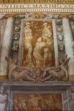 αφηρημένο διακοσμητικό πρότυπο ζωγραφικής λουλουδιών γεωμετρικό στοκ φωτογραφίες