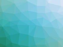 Αφηρημένο διαμορφωμένο πολύγωνο υπόβαθρο κλίσης κιρκιριών άσπρο Στοκ Εικόνες