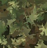Αφηρημένο διανυσματικό στρατιωτικό υπόβαθρο κάλυψης Στοκ Φωτογραφίες