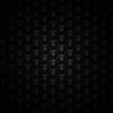 Αφηρημένο διανυσματικό υπόβαθρο με γραπτά hexagons Στοκ εικόνες με δικαίωμα ελεύθερης χρήσης