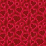 αφηρημένο διαστημικό κείμενο προτύπων αγάπης εικόνας απεικόνισης καρδιών έννοιας Στοκ φωτογραφία με δικαίωμα ελεύθερης χρήσης