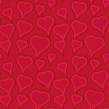 αφηρημένο διαστημικό κείμενο προτύπων αγάπης εικόνας απεικόνισης καρδιών έννοιας Στοκ Εικόνες