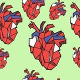 αφηρημένο διαστημικό κείμενο προτύπων αγάπης εικόνας απεικόνισης καρδιών έννοιας Στοκ φωτογραφίες με δικαίωμα ελεύθερης χρήσης