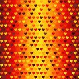 αφηρημένο διαστημικό κείμενο προτύπων αγάπης εικόνας απεικόνισης καρδιών έννοιας 1866 βασισμένο Charles Δαρβίνος εξελικτικό διάνυ Στοκ φωτογραφίες με δικαίωμα ελεύθερης χρήσης