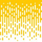 Αφηρημένο κίτρινο ημίτονο υπόβαθρο ροής γραμμών ελεύθερη απεικόνιση δικαιώματος