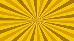 Αφηρημένο κίτρινο και μπεζ υπόβαθρο απόθεμα βίντεο