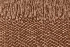 Αφηρημένο καφετί κατασκευασμένο δέρμα Στοκ εικόνες με δικαίωμα ελεύθερης χρήσης
