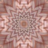 Αφηρημένο κεραμίδι με αστεριών τετραγωνικό μοτίβο γουρνών μοτίβου το επικαλύπτοντας απεικόνιση αποθεμάτων