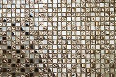 Αφηρημένο κεραμικό άνευ ραφής texturre μωσαϊκών Στοκ Εικόνες