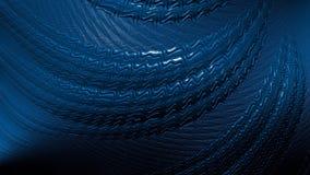 Αφηρημένο κομψό μπλε υπόβαθρο απεικόνιση αποθεμάτων