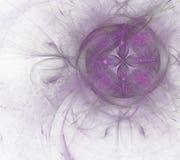 αφηρημένο κομψό fractal τεράστιο Στοκ Φωτογραφία