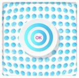 Αφηρημένο κουμπί Στοκ εικόνες με δικαίωμα ελεύθερης χρήσης