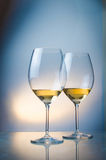 αφηρημένο κρασί εικόνας γυαλιού Στοκ Φωτογραφίες