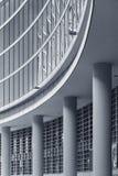 αφηρημένο κτήριο σύγχρονο Στοκ Εικόνες