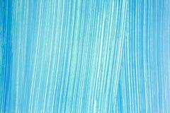 Αφηρημένο κυανό χρωματισμένο χέρι υπόβαθρο στοκ εικόνες με δικαίωμα ελεύθερης χρήσης