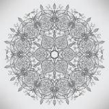 αφηρημένο κυκλικό πρότυπο Στοκ Φωτογραφία