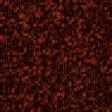 Αφηρημένο κόκκινο άνευ ραφής υπόβαθρο τεχνολογίας Στοκ Εικόνες
