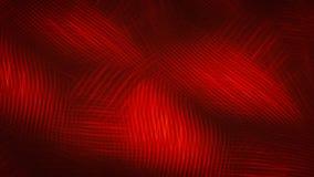 Αφηρημένο κόκκινο αιχμηρό υπόβαθρο Στοκ φωτογραφίες με δικαίωμα ελεύθερης χρήσης