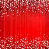 αφηρημένο κόκκινο διάνυσμ&alp Στοκ εικόνες με δικαίωμα ελεύθερης χρήσης