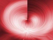 Αφηρημένο κόκκινο και άσπρο υπόβαθρο σύστασης Ελεύθερη απεικόνιση δικαιώματος