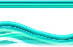 αφηρημένο κύμα σχεδίου απεικόνιση αποθεμάτων