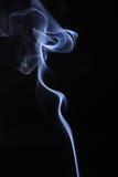αφηρημένο λευκό καπνού Στοκ Εικόνες