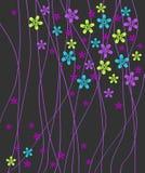αφηρημένο λουλούδι ανασ& Στοκ φωτογραφία με δικαίωμα ελεύθερης χρήσης