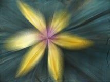 αφηρημένο λουλούδι ανασ& Στοκ φωτογραφίες με δικαίωμα ελεύθερης χρήσης