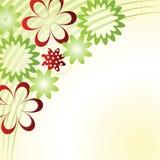 αφηρημένο λουλούδι background4 Στοκ Εικόνες