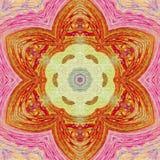 Αφηρημένο λουλούδι Mandala διακοσμητικό στοιχείο &sigma Στοκ φωτογραφίες με δικαίωμα ελεύθερης χρήσης