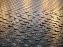 αφηρημένο μέταλλο ανασκόπ&eta Στοκ Φωτογραφία