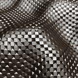 αφηρημένο μέταλλο τέχνης Στοκ Εικόνες