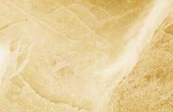 Αφηρημένο μαρμάρινο σχέδιο επιφάνειας κινηματογραφήσεων σε πρώτο πλάνο στο καφετί μαρμάρινο υπόβαθρο σύστασης πατωμάτων πετρών Στοκ Εικόνες
