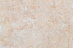 Αφηρημένο μαρμάρινο σχέδιο επιφάνειας κινηματογραφήσεων σε πρώτο πλάνο στο καφετί μαρμάρινο υπόβαθρο σύστασης τοίχων πετρών Στοκ Εικόνα
