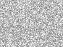 αφηρημένο μαύρο λευκό σύστασης απεικόνισης σχεδίου Στοκ Εικόνες