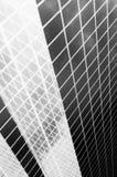 αφηρημένο μαύρο λευκό Στοκ εικόνα με δικαίωμα ελεύθερης χρήσης