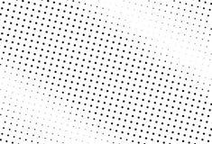 Αφηρημένο μονοχρωματικό ημίτονο σχέδιο Φουτουριστική επιτροπή Διαστιγμένο Grunge σκηνικό με τους κύκλους, σημεία, σημείο Στοκ φωτογραφία με δικαίωμα ελεύθερης χρήσης