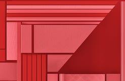 Αφηρημένο μοντέρνο υπόβαθρο, κόκκινες σκιές Χρησιμοποιημένες παρουσιάσεις σχεδίου, τυπωμένη ύλη, ιπτάμενο, απεικόνιση αποθεμάτων