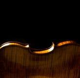 Αφηρημένο μουσικό υπόβαθρο με τη σύσταση βιολιών Στοκ εικόνα με δικαίωμα ελεύθερης χρήσης