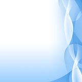 αφηρημένο μπλε ανασκόπησης Στοκ Εικόνα