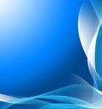 αφηρημένο μπλε ανασκόπησης Στοκ εικόνες με δικαίωμα ελεύθερης χρήσης