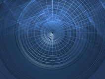 αφηρημένο μπλε ανασκόπηση&sig Στοκ φωτογραφία με δικαίωμα ελεύθερης χρήσης