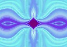 Αφηρημένο μπλε γραμμών υποβάθρων τέχνης στοκ εικόνες με δικαίωμα ελεύθερης χρήσης